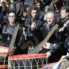 S.Santa.- Fabra participa en la Rompida de la Hora de L'Alcora(Castellón) y muestra su apoyo a esta fiesta
