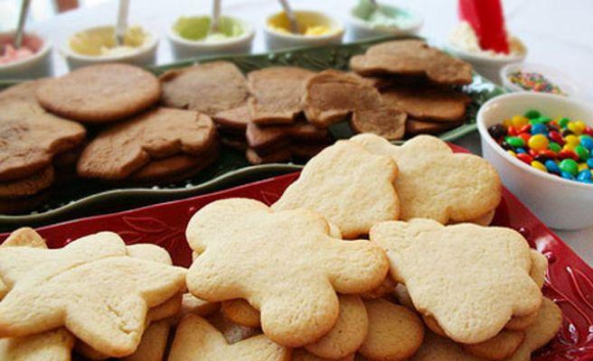 como hacer galletas casera