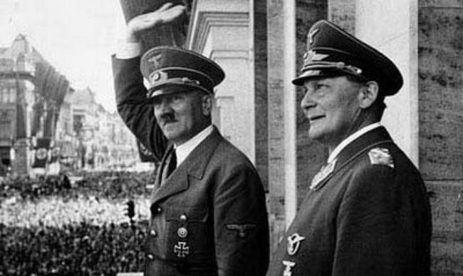 La ahijada de Hitler reclama legalmente la herencia