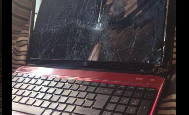Una web porno le regala el portátil que rompió al pillarle su madre