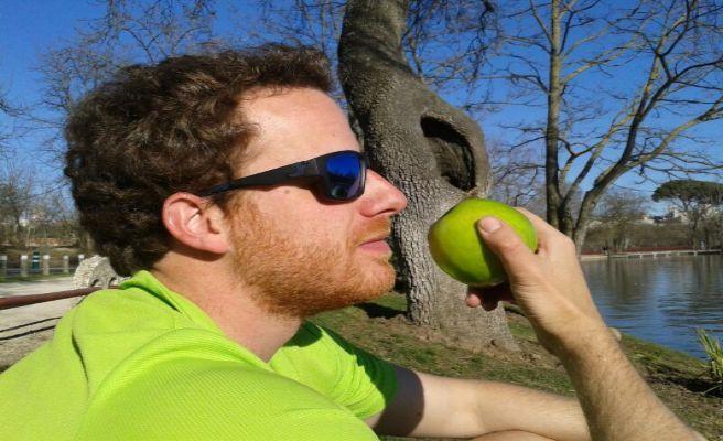 Razones para comer manzana