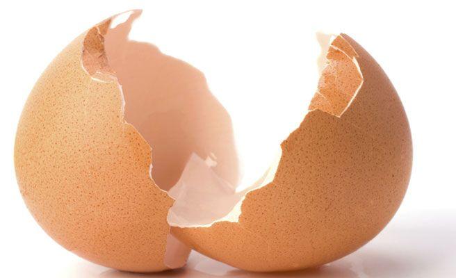 Trucos para aprovechar la cáscara del huevo