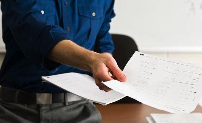 Trucos para aprobar exámenes tipo test sin haber pegado ni chapa