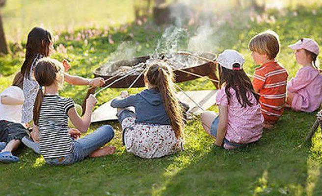 Campamentos de verano para adolescentes con problemas