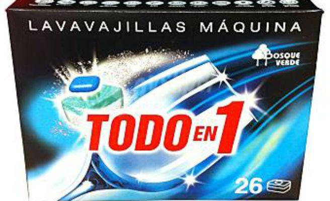 Las mejores pastillas para el lavavajillas seg n la ocu for Cual es el mejor lavavajillas