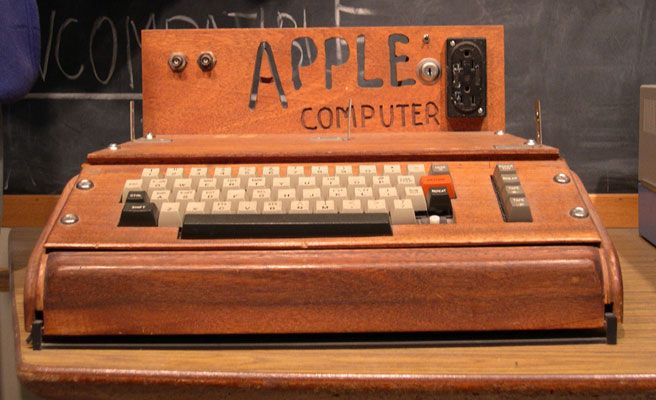 Buscan a una mujer que donó un ordenador Apple de 1976 para darle 100.000 dólares