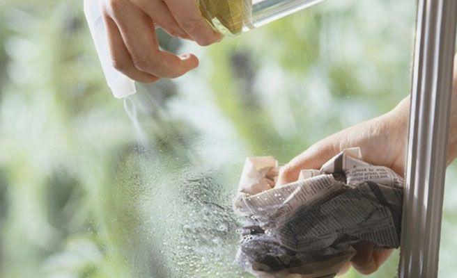 El mejor truco para limpiar los cristales -- Qué.es --