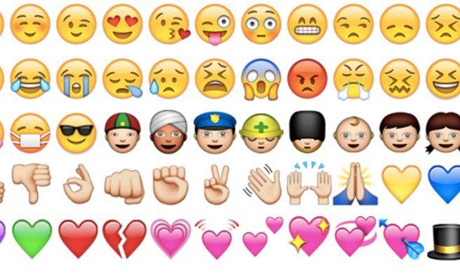Los emojis que usas sin saber su significado