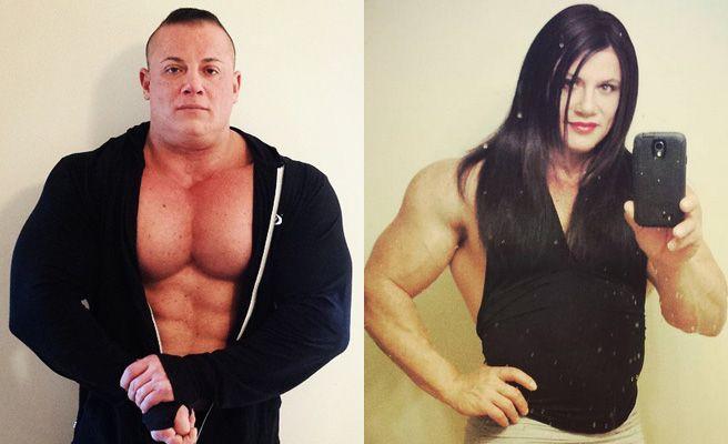 El asombroso cambio de sexo de un campeón de halterofilia
