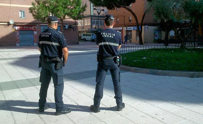 Resultado de imagen para policias en las calles