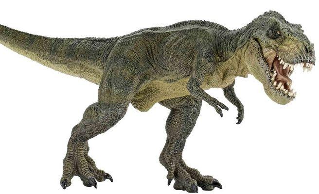 Se masturba con un dinosaurio de juguete y tiene que ir a urgencias