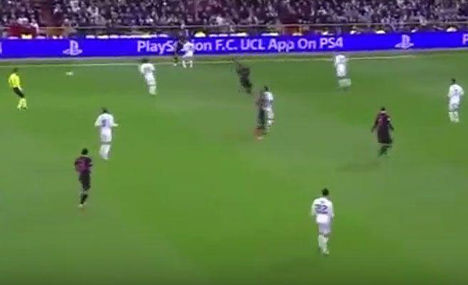 Despiden a un narrador chino que se durmió en directo en el Real Madrid-PSG. Imagen: YouTube.
