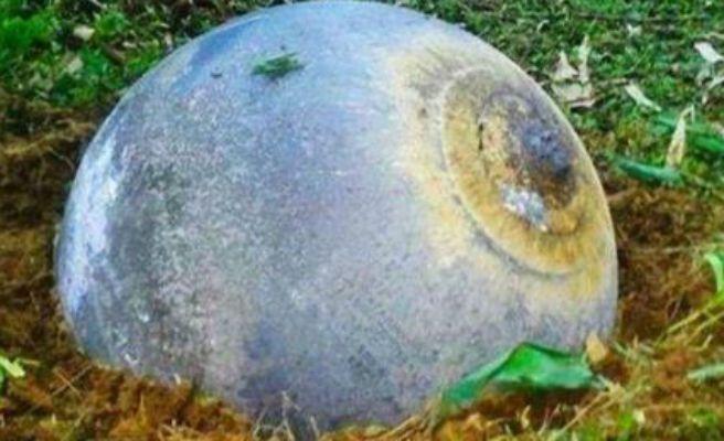 Las extrañas bolas metálicas que han caído del cielo en Vietnam