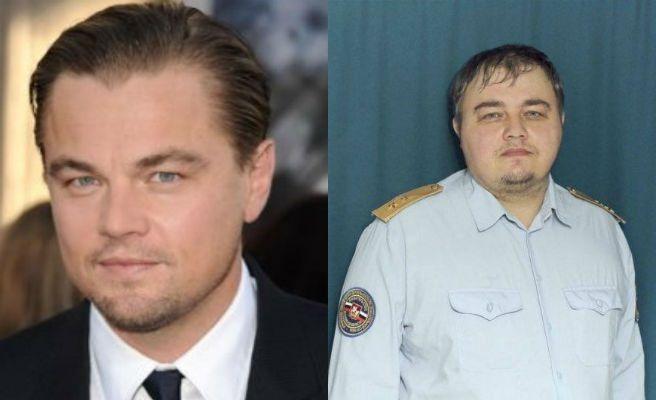 El doble ruso de Leonardo DiCaprio que revoluciona la red