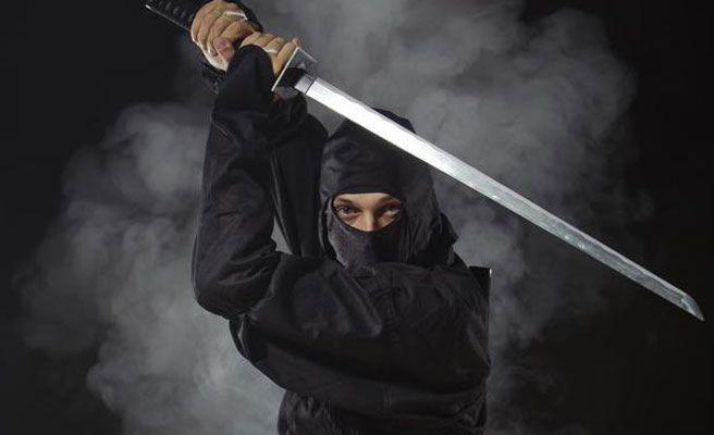 Se buscan ninjas a jornada completa para trabajar en Japón