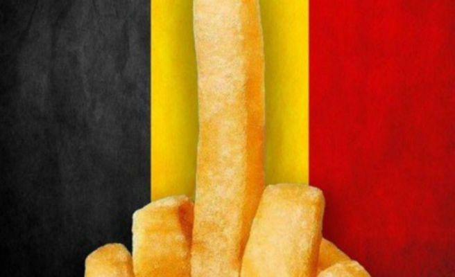 ¿Por qué las redes protestan con patatas fritas contra los atentados de Bruselas?
