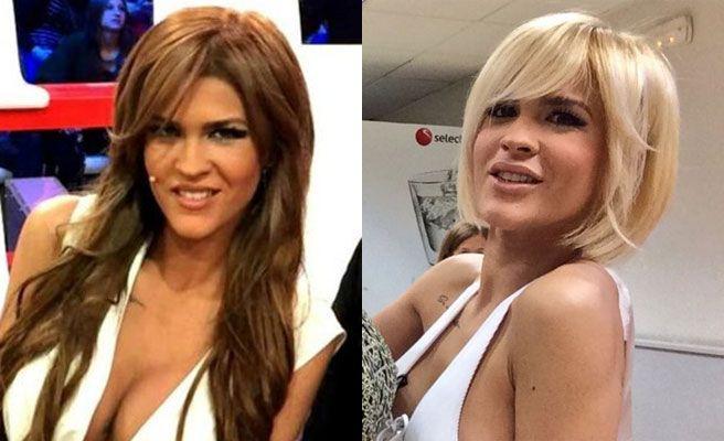 El impactante cambio de pelo de Ylenia Ques
