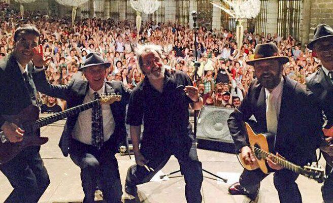Los brincos cantar n en la sala galileo en un concierto for Sala galileo conciertos