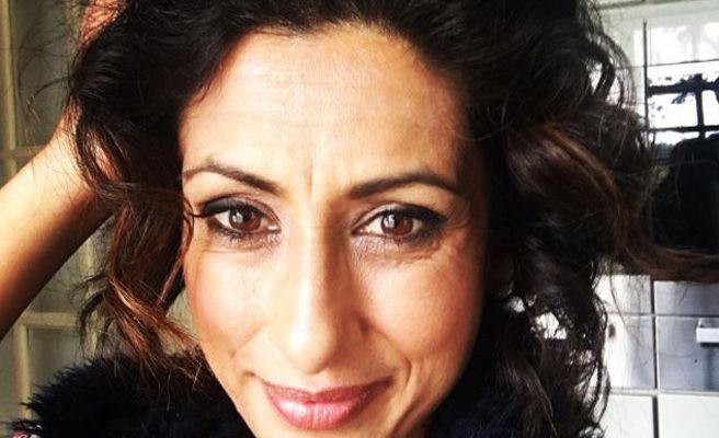 Una presentadora británica confiesa en directo que le deja a su marido acostarse con otras mujeres