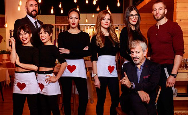 ¿Quieres ser camarero de First Dates?