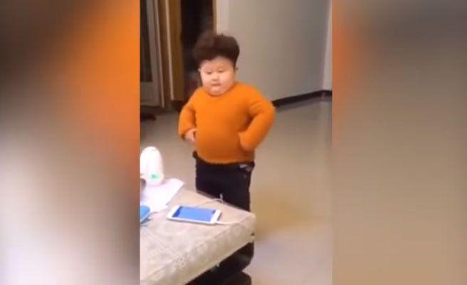 El impresionante parecido de un niño con Kim Jong-Un se vuelve viral en las redes