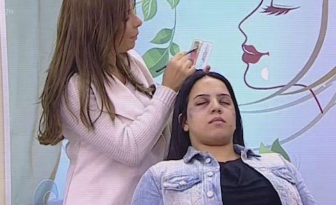 Polémica por un tutorial de maquillaje a mujeres maltratadas en la televisión marroquí