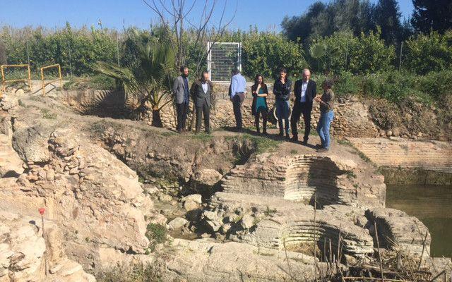 Murcia recupera el antiguo molino de la p lvora de rinc n for Jardin de la polvora murcia