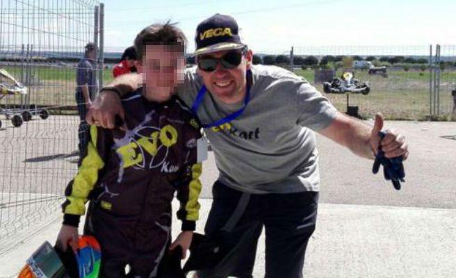 Circuito Fernando Alonso : La emotiva carta del padre de gonzalo el niño fallecido