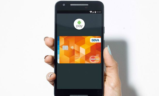 Por fin Android Pay ya está disponible en España