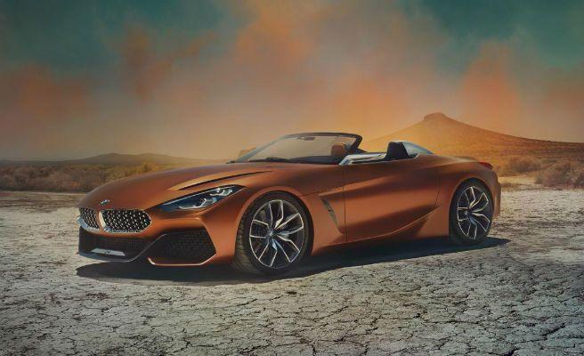 BMW Concept Z4 / BMW   Qué.es