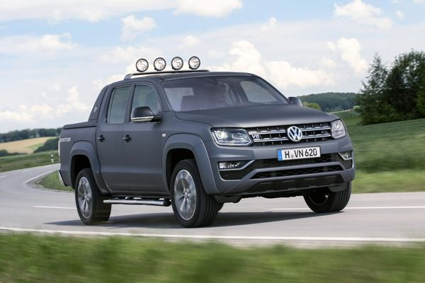 El Amarok gana el Premio Pick-up Internacional 2018