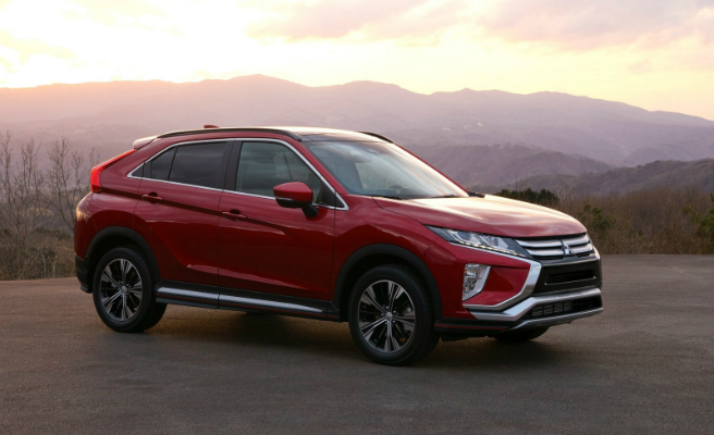 Mitsubishi Eclipse Cross: Superando los límites