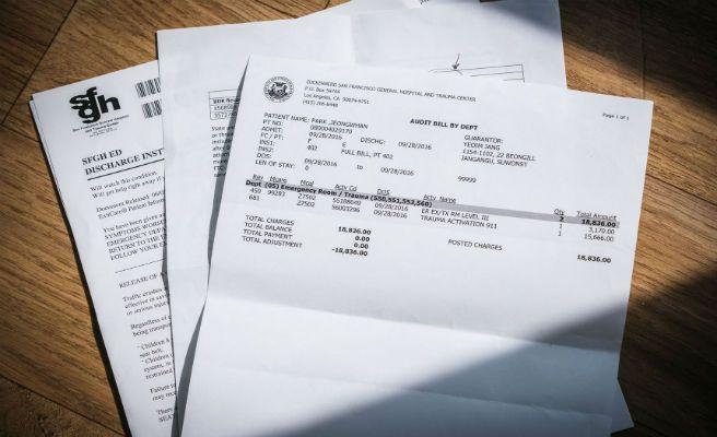 Resultado de imagen para Un hospital cobra más de 18.000 dólares a una pareja de turistas Hospital General de Zuckerberg
