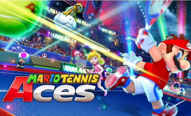VIDEOJUEGOS | Mario Tennis Aces ya disponible para Nintendo Switch