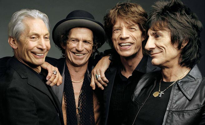The Rolling Stones actuarán en Rock In Rio Lisboa el 29 de mayo