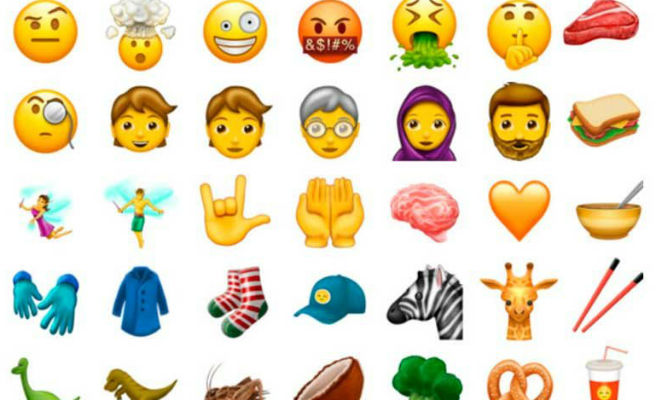 Significado de los emoticonos de WhatsApp