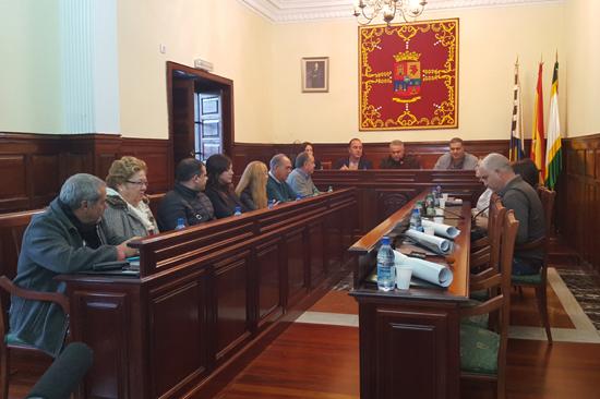Gonzalo Rosario ratifica ante el Pleno su renuncia como alcalde de Teror