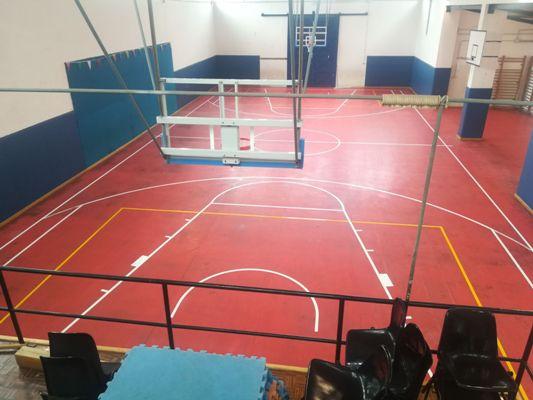 El Ayuntamiento culmina los trabajos de mejora de la cancha del CEIP Miguel Pintor