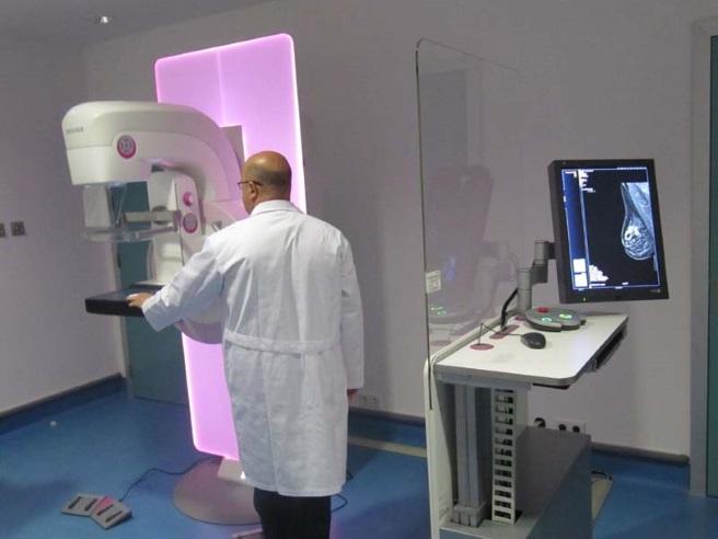 Nuevos mamógrafos móviles para el cáncer de mama, en los hospitales de Aragón
