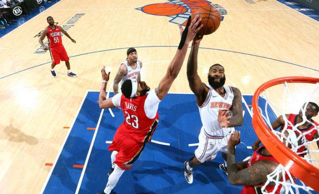 NBA | La crónica: el show de 'La Ceja' enmudece el Madison Square Garden