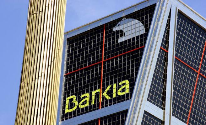 Bankia repartirá un dividendo de 0,11 euros en abril