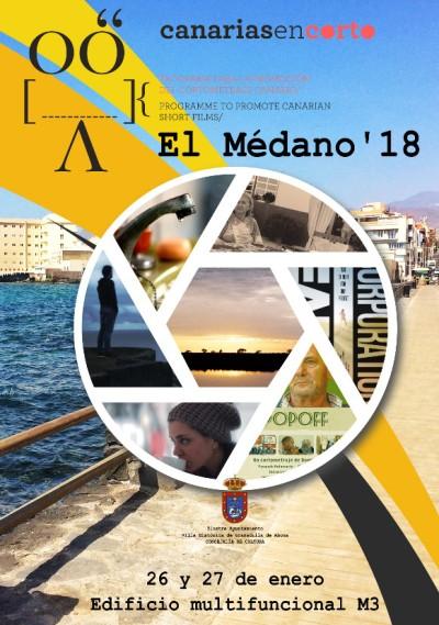 'Canarias en corto' se mueve a El Médano los próximos 26 y 27 de enero