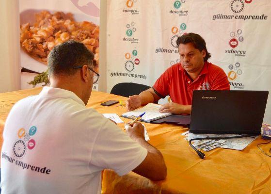 El Plan 'Güímar Emprende' atiende a 734 demandantes de empleo del municipio y recibe 461 ofertas de trabajo