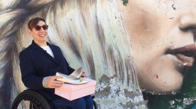 Cómo modelar tu vida con una parálisis cerebral como compañera de viaje