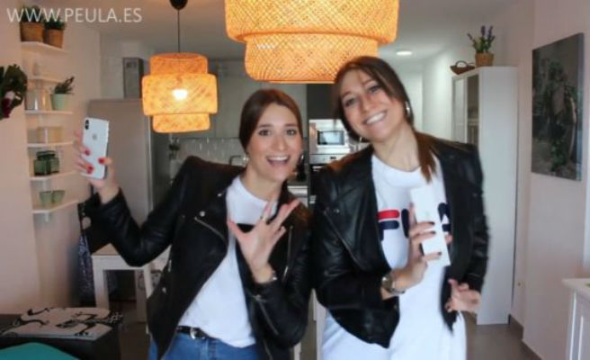 Dos hermanas gemelas españolas consiguen burlar la seguridad del iPhone X usando Face ID