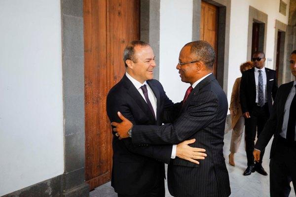 Gran Canaria y Cabo Verde profundizarán en sus relaciones en un próximo viaje del presidente del Cabildo a las islas