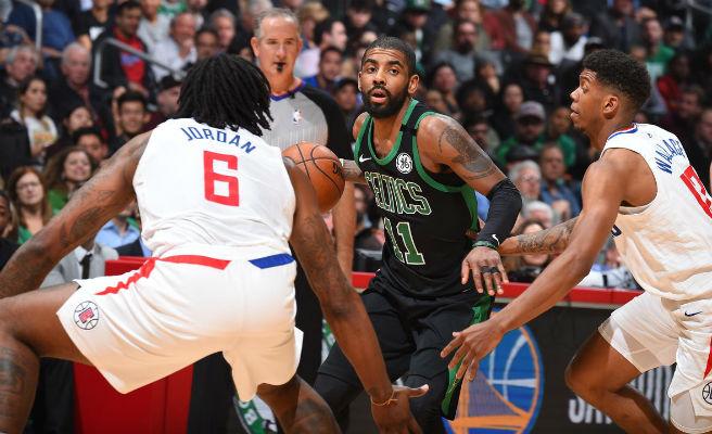 NBA | La crònica: els Celtics troben l'oasi a Los Angeles