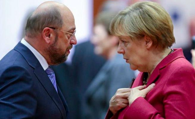 Merkel i Schulz repetiran coalició a Alemanya per evitar anar a eleccions