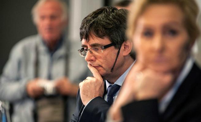 Tres cuartos de la Congreso danés no recibió a Puigdemont en su visita al Parlamento