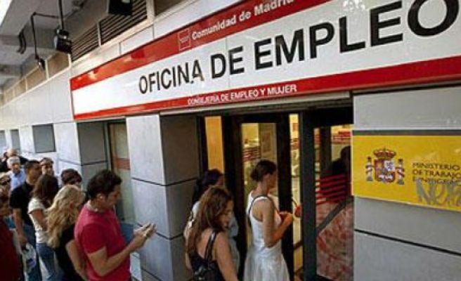 España, a la cabeza de los países europeos con más paro